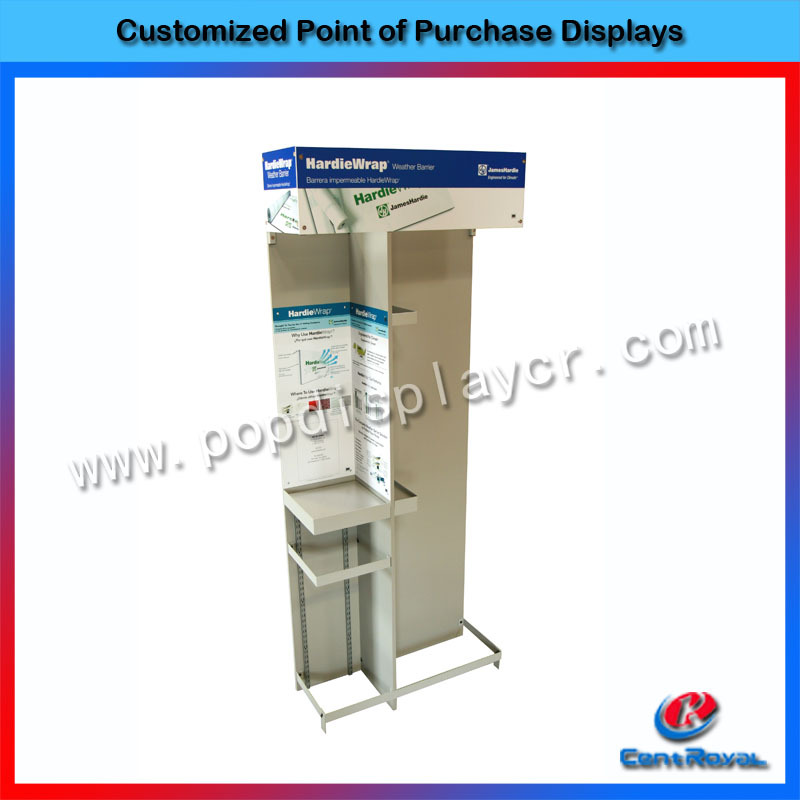 Fashion Metal Exhibition Using display Stand