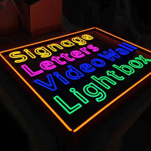 led neon sign most popular and good looking led neon light colourful neon beer signs