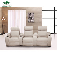 High Quality Modern Home Theater Seating Lazy Boy Cinema Sofa