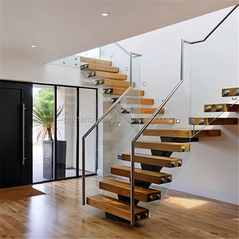Interior 30mm Thick Wood Stair Tread Prices