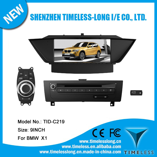 S100 Car Multimedia DVD for BMW X1 2010-2013 with A8 chipest, bluetooth, gps, sd, ipod, 3g, wifi