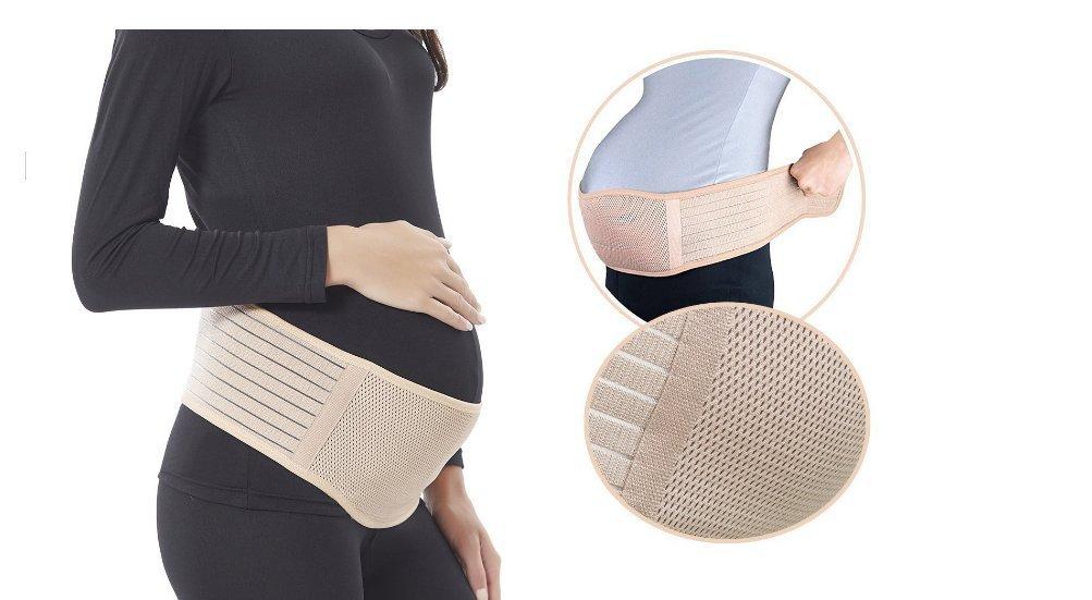 d2caa18c680 Get Quotations · D D Maternity Belt Breathable Abdominal Binder