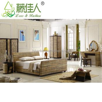 Hotsale Resort Tropical Vintage Style Wicker Rattan Hotel Room Furniture -  Buy Hotel Room Furniture,Hotel Bedroom Furniture,Hotel Motel Furniture ...