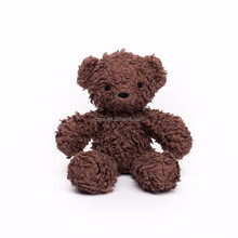 Baby Organic Teddy Bear Brown 12 inches/high quality plush teddy bear toy/oem teddy bear