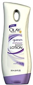 Olay Quench In-Shower Body Lotion - 8.4 oz