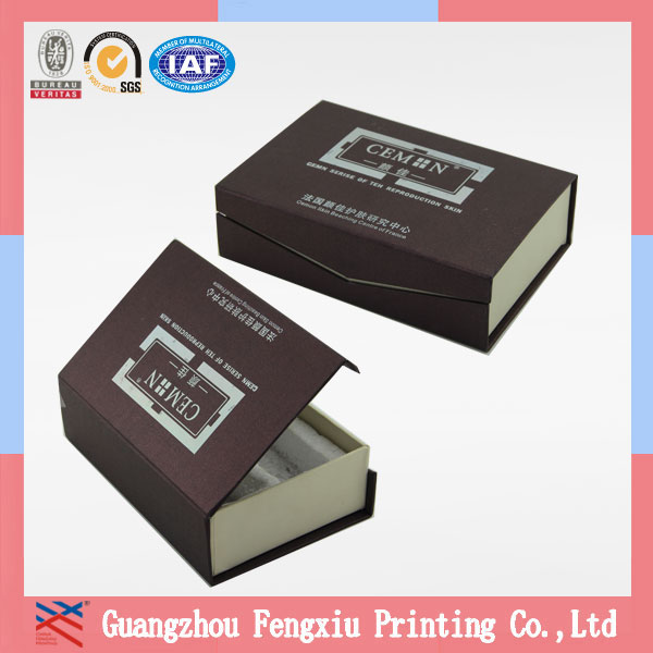 China Supplier Design Templates Paper Perfume Packaging Gift Box ...