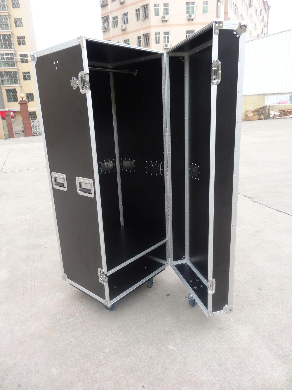 Rk Wardrobe Heavy Duty 3 8 Quot Plywood Ata Case Double