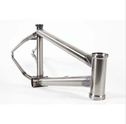 bmx race frame bmx frame chromoly 4130 oil slick paint available
