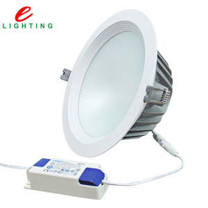 ce rohs certificate 3 years warranty wholesaler price 10w 20w 30w 4 6 8 10 12 Inch adjustable price cob recessed LED Downlight