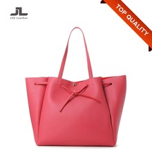 2017 Korean Fashion China Manufacturer Beach Bag/Lady Leather Handbag