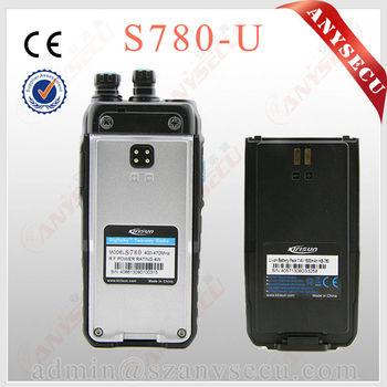 Dpmr Lcd Display Ham Kirisun S780 Uhf 400-470mhz Portable Digital ...