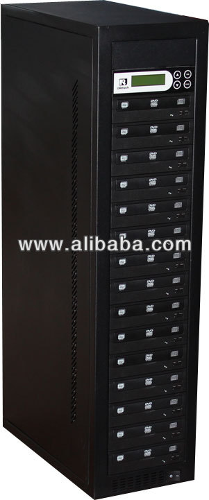 15 target cd dvd duplicator with 1Tb HDD
