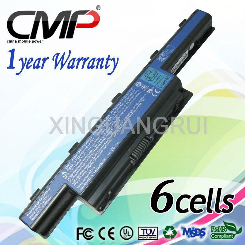 competitive price notebook battery for Acer Asp 4551G 4741G 4771G 5741G 7551 AS10D31 AS10D41 AS10D51