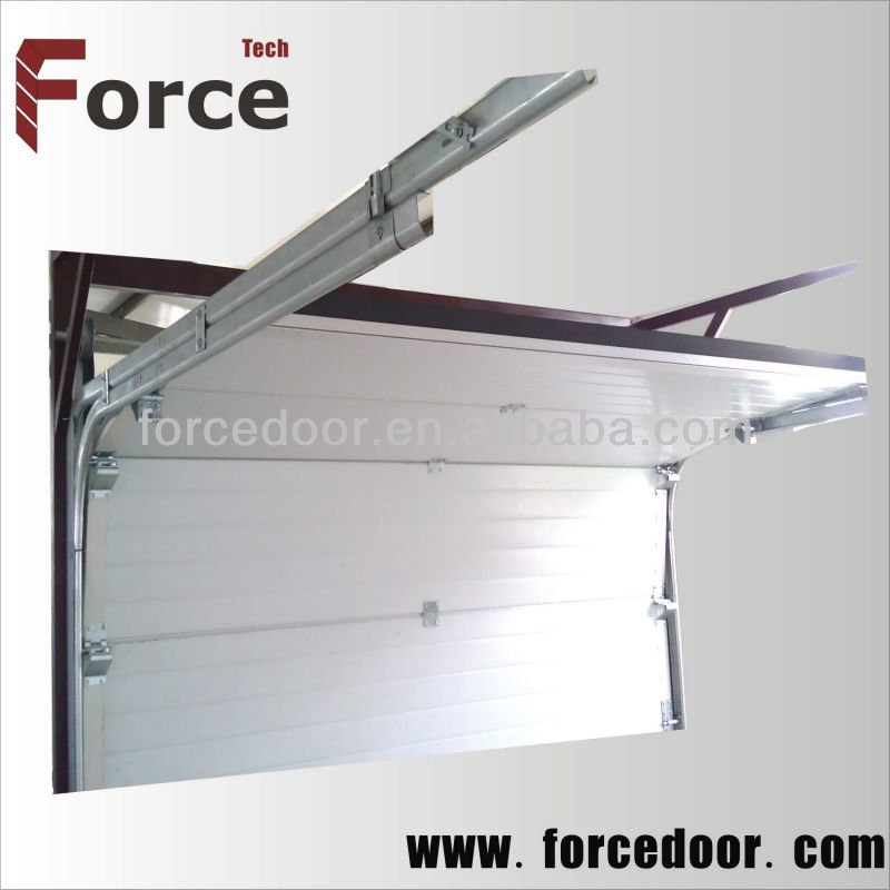 Customized size of sectional garage door with high quality