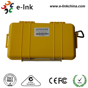 Fiber Optic Test Box, OTDR Launch Cable/Box