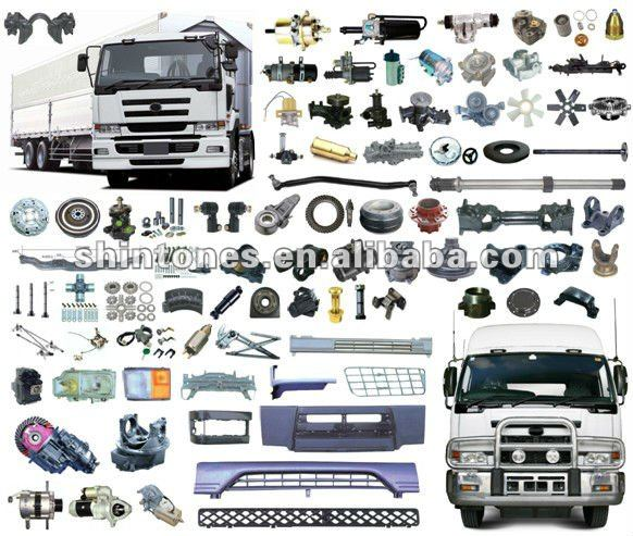 Nissan Ud Truck Parts, Nissan Ud Truck Parts Suppliers and ...