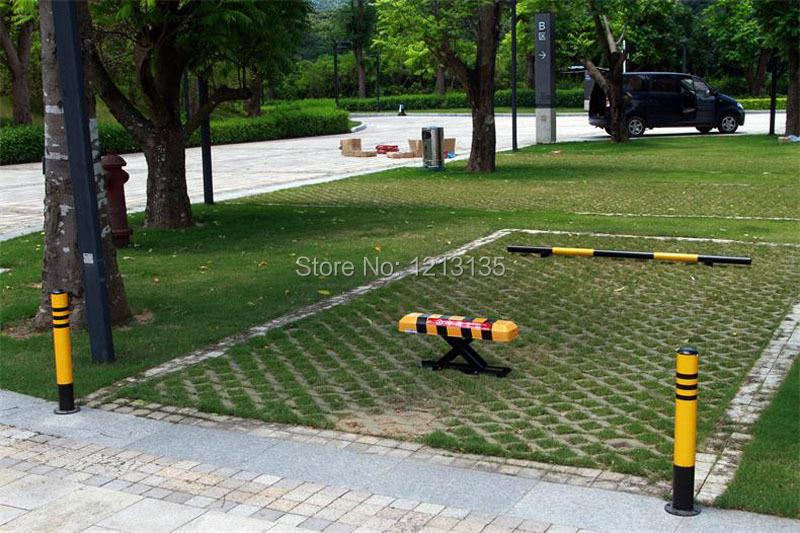 Китайский производитель доставка DHL гараж безопасности замок автоматический дистанционный барьеры