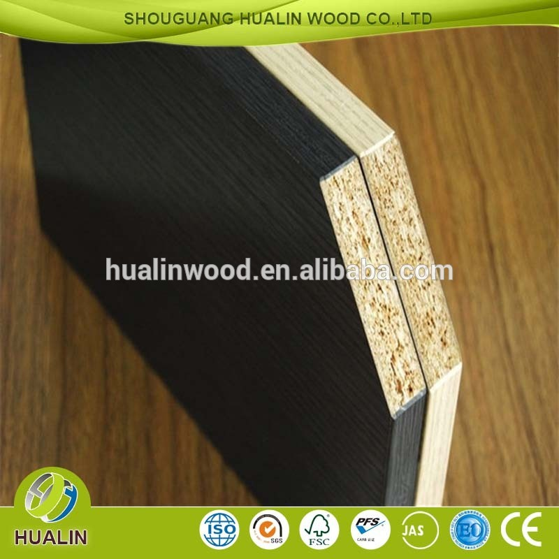 funiture grade particle board melamine faced with edge banding