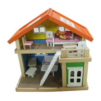 Desain Baru Kayu Rumah Boneka Furniture - Buy Boneka Furnitur Untuk ... 3ee957d0ef