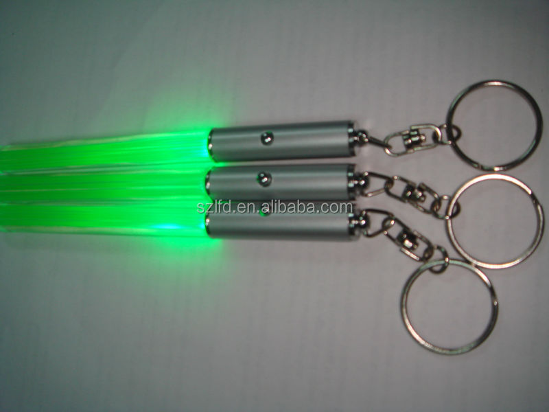 christmas ornament led glow sticks keychain,flashing led light stick for party decoration
