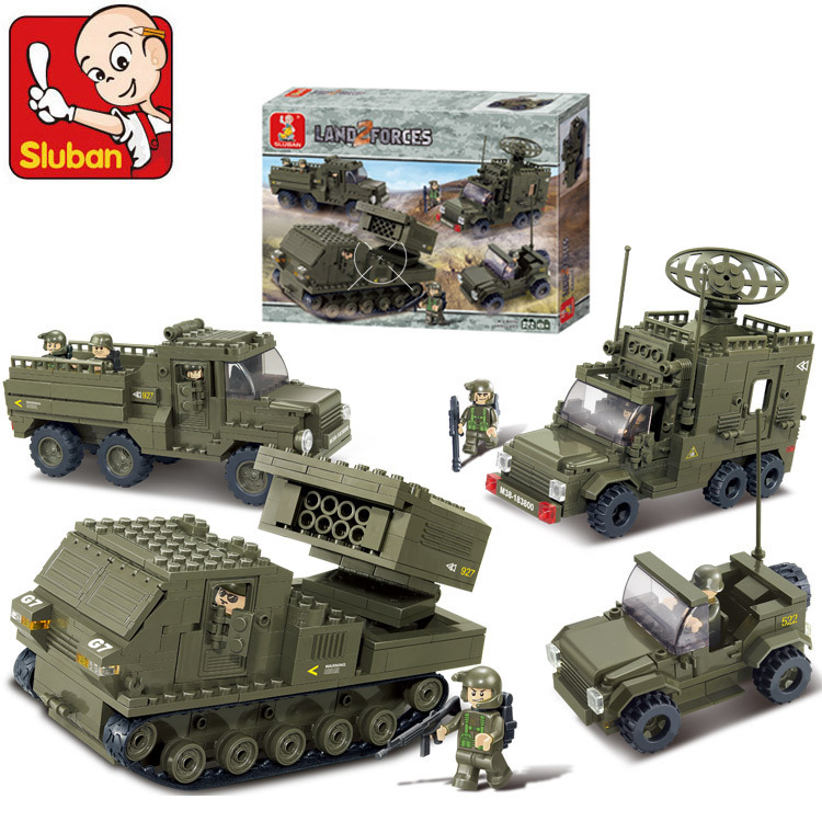 Army Toys Sets 73