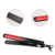 Professional Hair Straightener High Temperature Wide Plates Keratin Straightening Irons Styling Tool Titanium Flat Iron LED