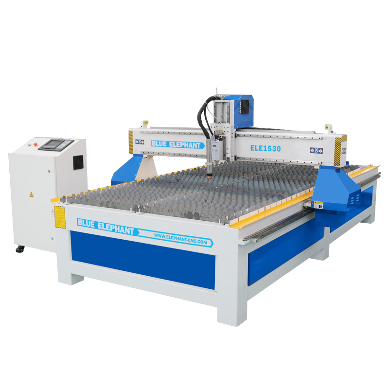 CNC Plasma Cutting Machine 대 한 금속 알루미늄 Stainless steel sheet
