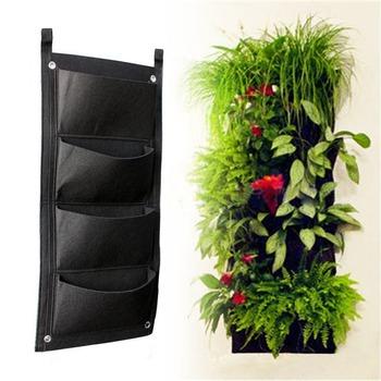 Hydroponic Grow Bags Homemade Vertical Garden