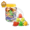 Mini Fruit Jelly Cup In Jar