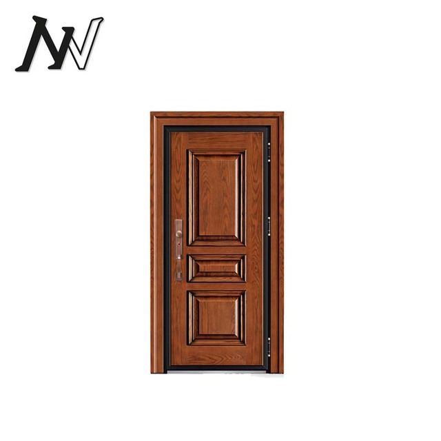 Wood Room Single Main Steel Pipe Gate Design Building Construction  Maintenance Kitchen Cupboard Bathroom Glass Door