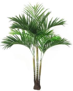 artificial areca palm tree potted plants artificial chrysalidocarpus