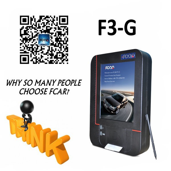FCAR F3 G SCAN TOOL, Auto diagnostic tool for all cars