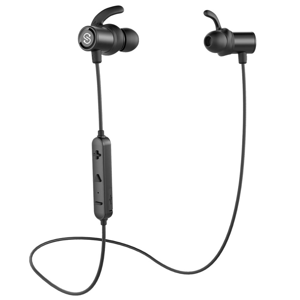 SoundPEATS in ear bluetooth earphone wireless bluetooth mobile headset with built in microphone handsfree call mobile earphone