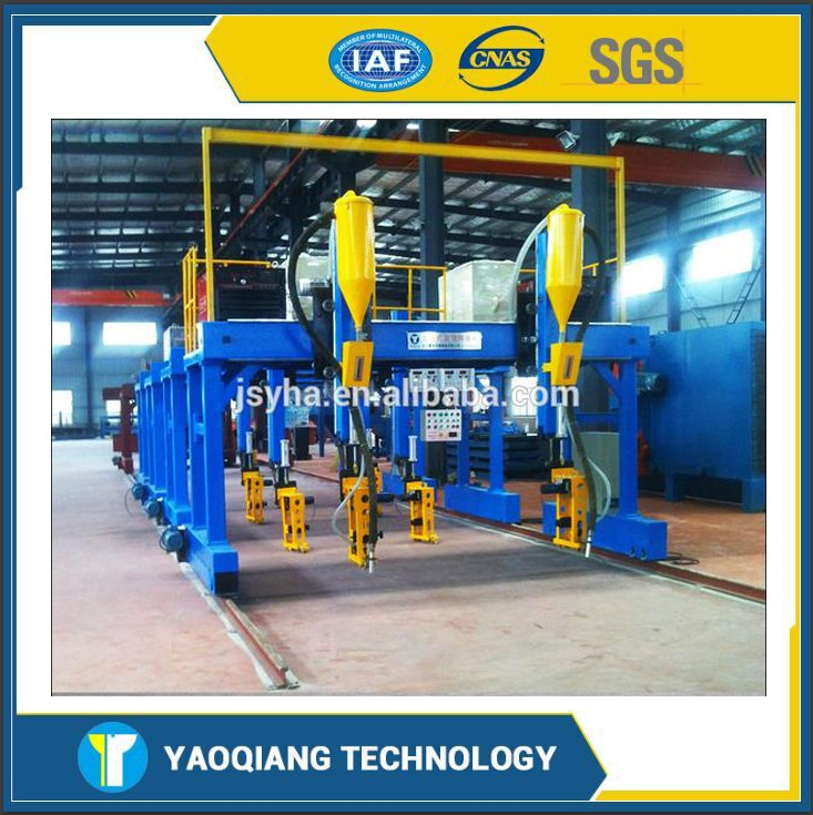 Automatic Reflow Solder Type Submerged Arc Welding Machine