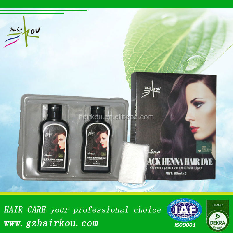 Magic Henna Herbal Black Hair Dye Shampoo Ginseng For Men - Buy ...