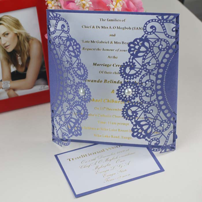 Doilies Wedding Invitation, Doilies Wedding Invitation Suppliers and ...