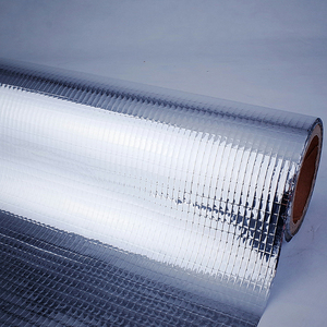 China supplier offer polyethylene fabric woven aluminum foil air bubble for insulation