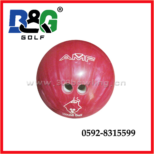 OEM Logo Urethane AMF House Bowling Balls For Sales
