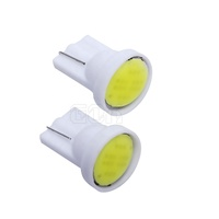 Factory Supply Car Wedge Light W5W 194 168 T10 COB 6Chips Auto Width Clearance Lamp Parking Bulb Indicator Lighting