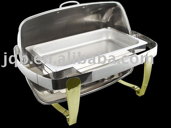 Restaurant chafing dish food warmer