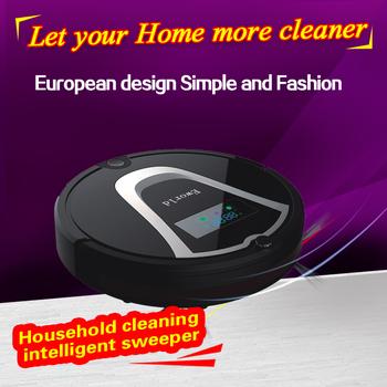 Manual Floor Cleaning Machine Sweeper M884 Smart Cleaner Vacuum ...