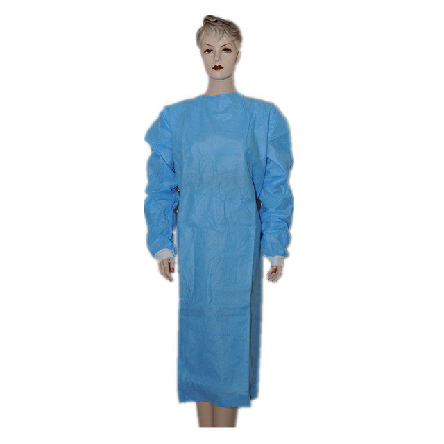 Pp Medical Disposable Nonwoven Doctor Gowns For Hospitals - Buy ...