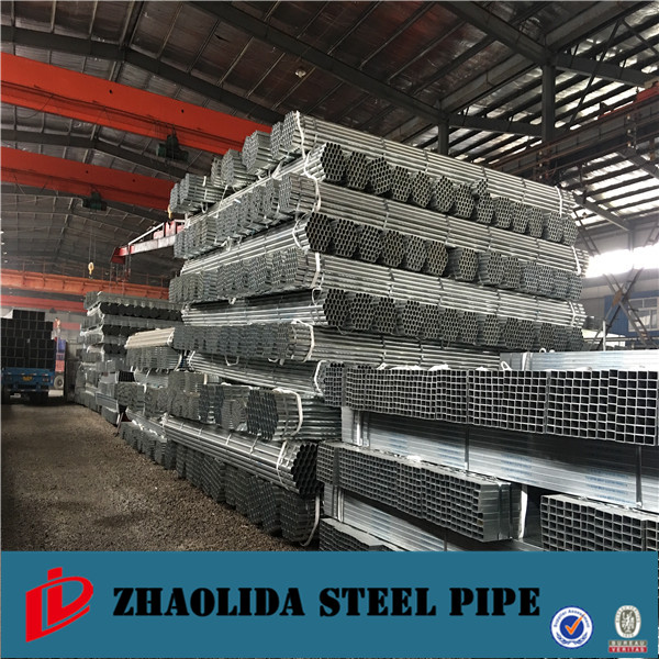 steel pipe ! galvanized steel pipe size madie in tianjin galvanized steel pipes 4 inch