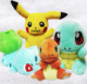 Hot selling pikachu plush, pokemon pikachu plush toy, pokemon go pikachu toy