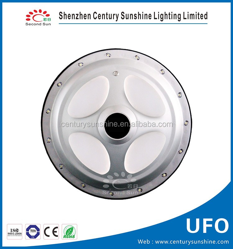 Replacable Big Capacity Lithium Battery Solar Integrate Solar Led ...