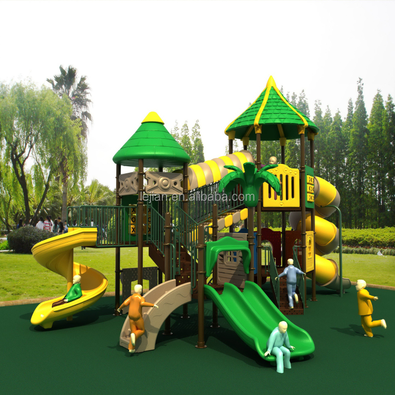 Swing sets shapeless classic innovative children outdoor slide playgrounds