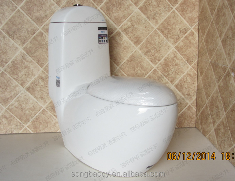 egg shaped toilet seat. 8021 Big Size One Piece Toilet Egg Shape Round Wc Water Closet  Buy Product on Alibaba com