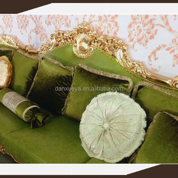 Danxueya Green Leather Sofa Sofa Set Dubai Leather Sofa Furniture