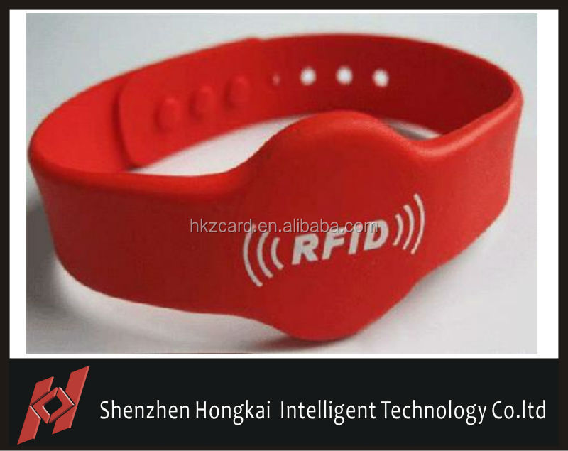 custom silicon bracelet with inserts