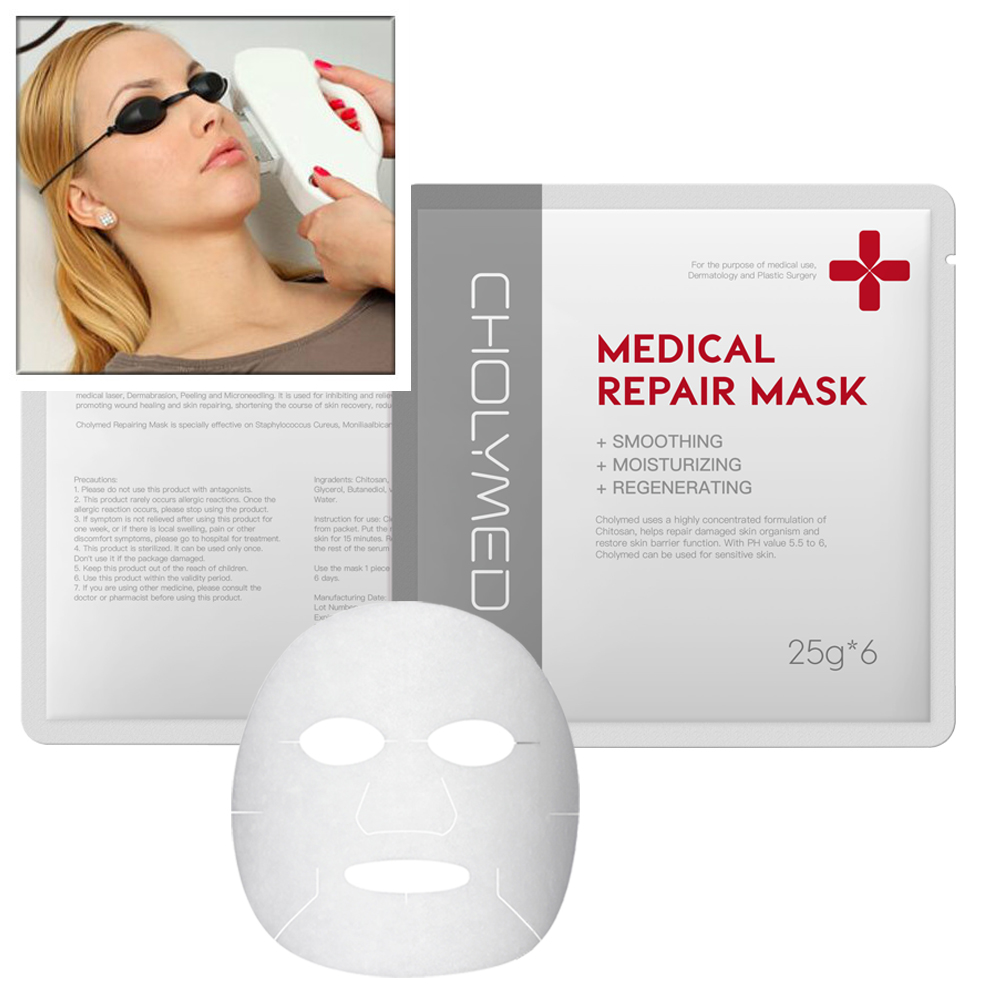 Clinic use Nourishing hyaluronic mask in face mask